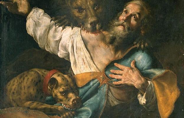 """""""Męczeństwo Ignacego z Antiochii"""", Galeria Borghese w Rzymie"""