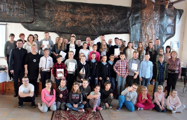 VIII Dekanalny Konkurs o Świętych i Błogosławionych w Barlinku