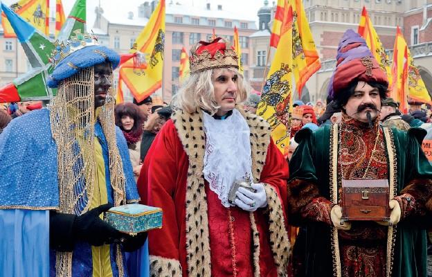 6 stycznia Kraków, podobnie jak inne małopolskie miasta i wioski, pokłoni się małemu Jezusowi