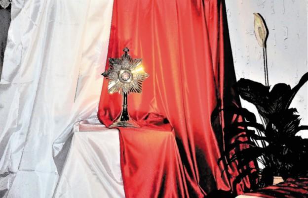 Relikwie św. Andrzeja Boboli, patrona Polski