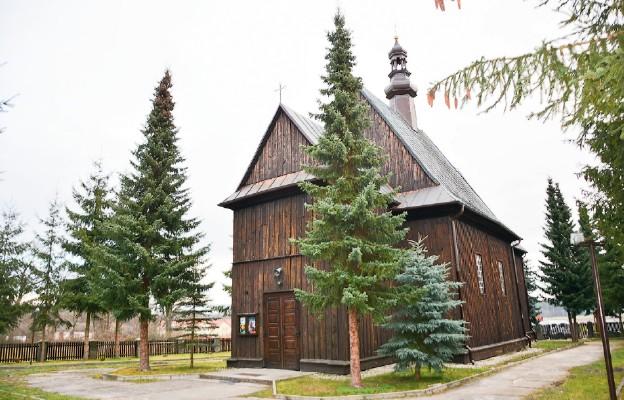 Stanisławowy kościół w dobrach cysterskich