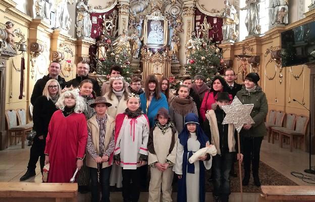 Papiescy kolędnicy misyjni i ich dzieło