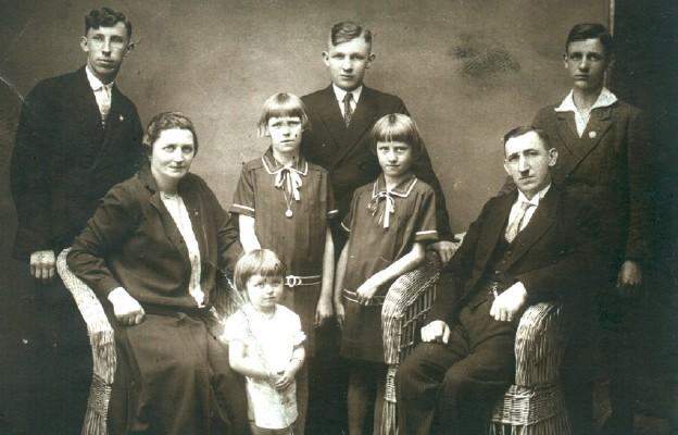 O rodzinie błogosławionego