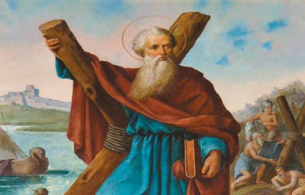 Św. Andrzej, patron kościoła