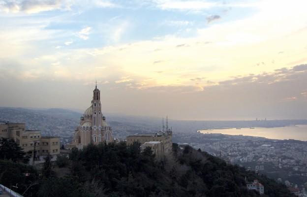 Harissa w Libanie, ważny ośrodek kultu maryjnego