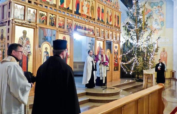 Nabożeństwo ekumeniczne w Legnicy