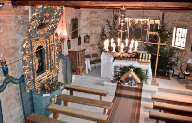 XVI-wieczny kościółek w Chotelku Zielonym odzyskuje blask