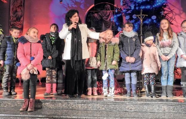 Eleni zaśpiewała nad Bugiem
