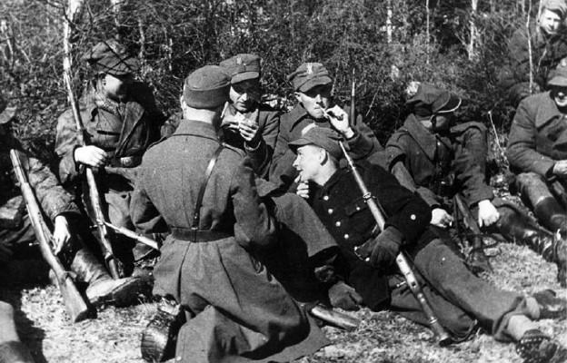 Żołnierze 27. Wołyńskiej Dywizji Piechoty AK