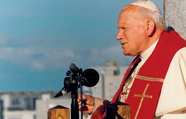 W 40. rocznicę wielkiego pontyfikatu