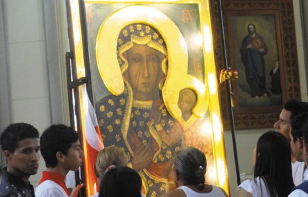 Obraz Matki Bożej Częstochowskiej pojedzie na ŚDM do Panamy