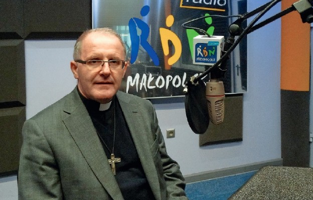 Polak biskupem w Afryce