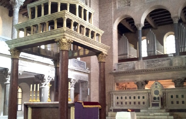 Wartość i znaczenie starej liturgii