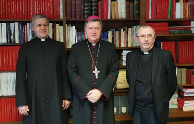 Wrocławska delegacja w Rzymie