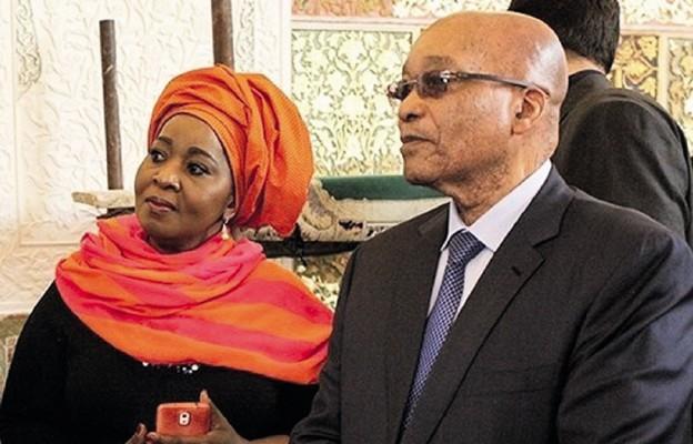 Zuma odchodzi powoli