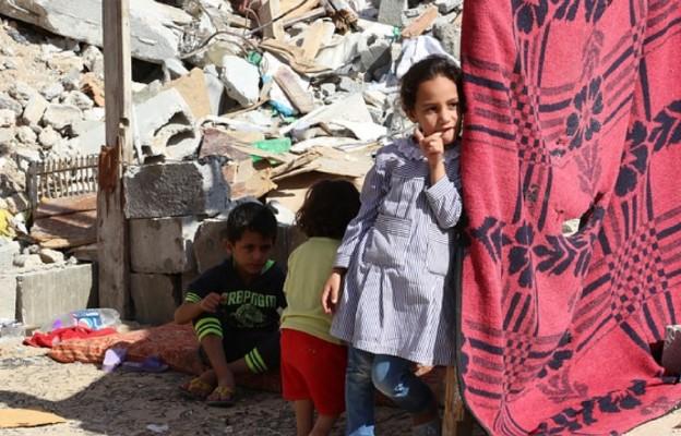 Palestyna: koronawirus powoduje katastrofę socjalną