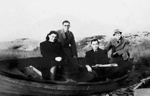 Nawet takimi łodziami Duńczycy wywozili Żydów do Szwecji