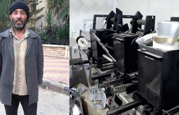 """""""Daj pracę w Aleppo"""" – kropla, która drąży skałę"""