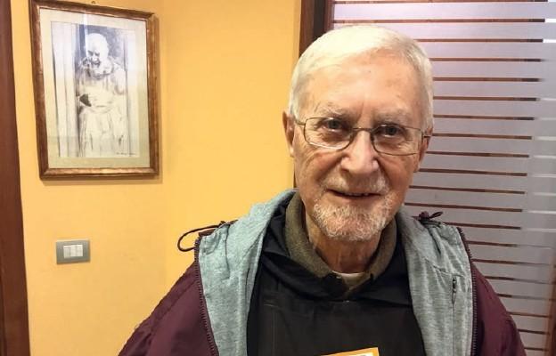 O. Marciano Morra OFMCap był świadkiem życia św. Ojca Pio