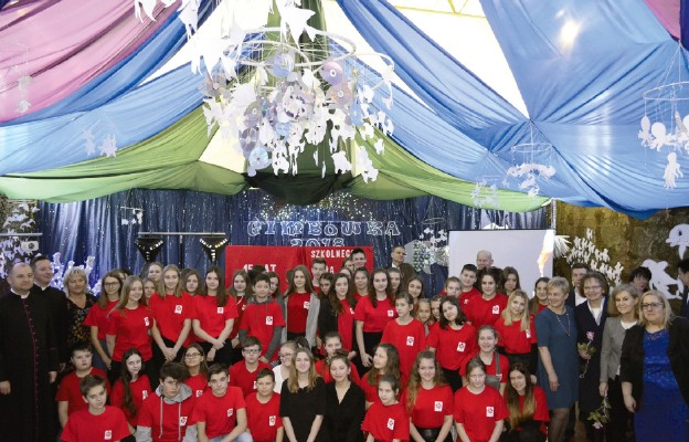 15 Lat Szkolnego Koła Caritas