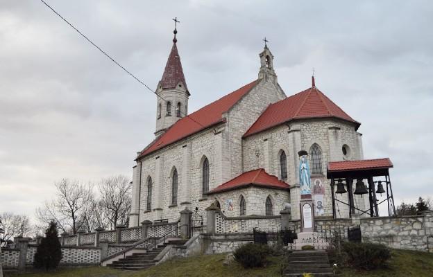 Kościół pw. św. Jana Chrzciciela w Ostrowcach