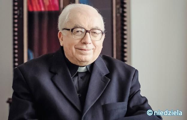 Żegnamy wybitnego teologa