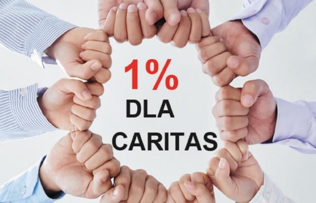 1% dla Caritas