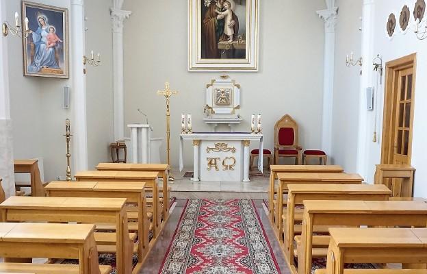 Kaplica Sióstr Karmelitanek w Siemiatyczach