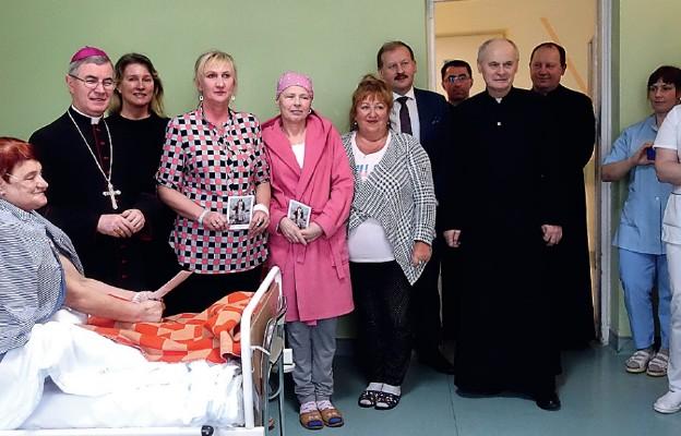 Z pasterskim błogosławieństwem u chorych