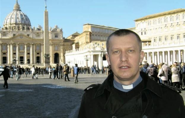 Ceremoniarz Papieski z Polski