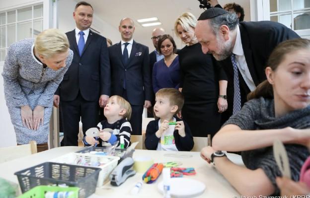 Spotkanie w Centrum Społeczności Żydowskiej w Krakowie
