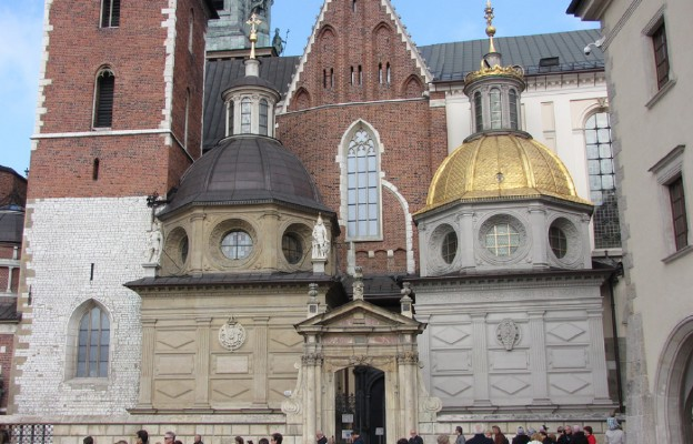 Kaplica Wazów na Wawelu