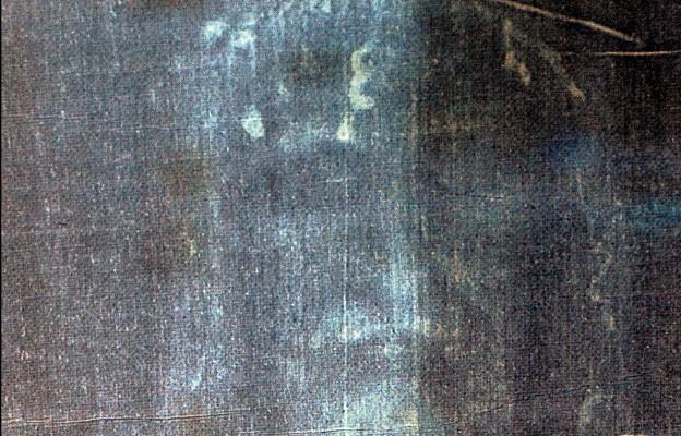 Wizerunek Jezusa z Całunu Turyńskiego