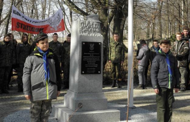 Obelisk ku czci Żołnierzy Niezłomnych w Strzegomiu
