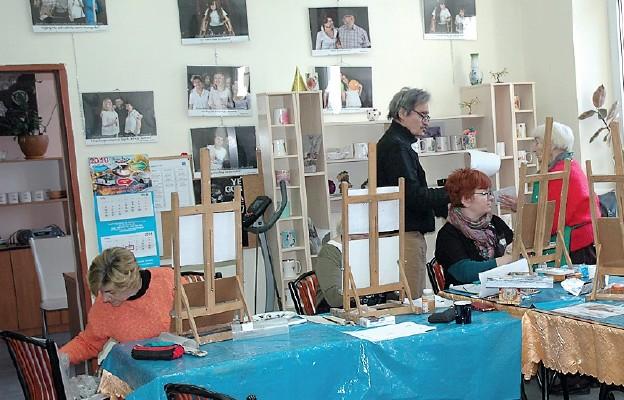 Niepełnosprawni i seniorzy integrują się