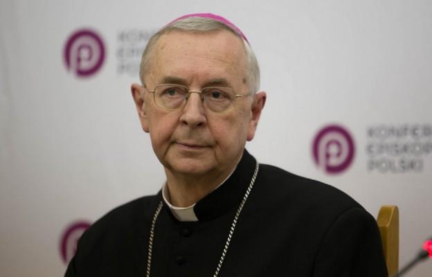 Przewodniczący Episkopatu dziękuje papieżowi Franciszkowi za adhortację o Amazonii