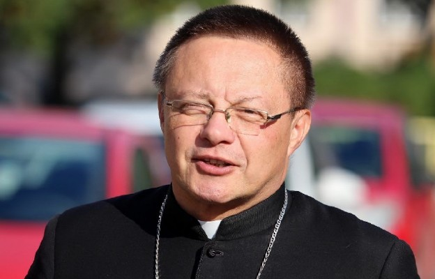 Abp Ryś delegatem na rzymski synod