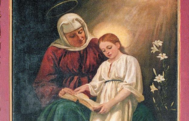 Parafia babci Jezusa