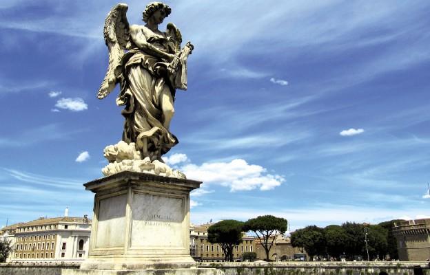 Śladami męki Jezusa na rzymskim moście