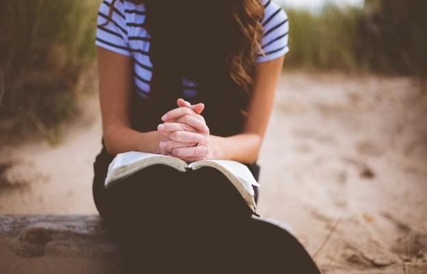 Modlitwa wypływa z serca
