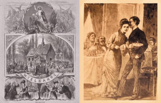 """Wielkanoc (""""Tygodnik Ilustrowany"""", 1868)"""