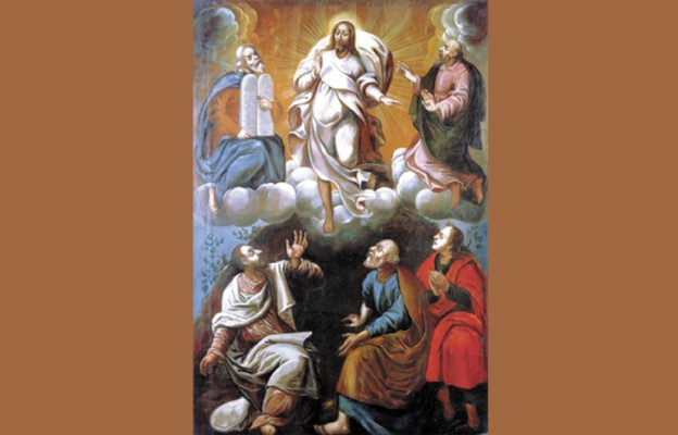 Obraz Chrystusa Przemienionego