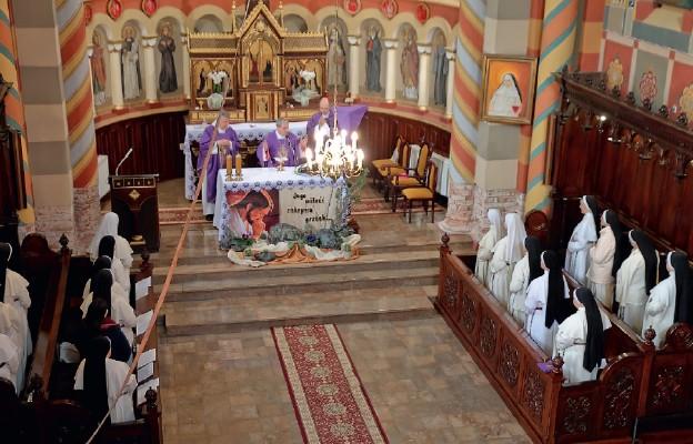 Ku beatyfikacji Matki Kolumby Białeckiej