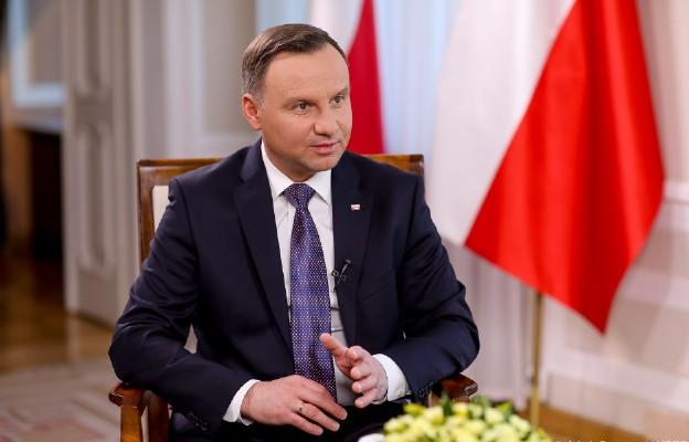 Wywiad Prezydenta RP Andrzeja Dudy dla Polskiej Agencji Prasowej