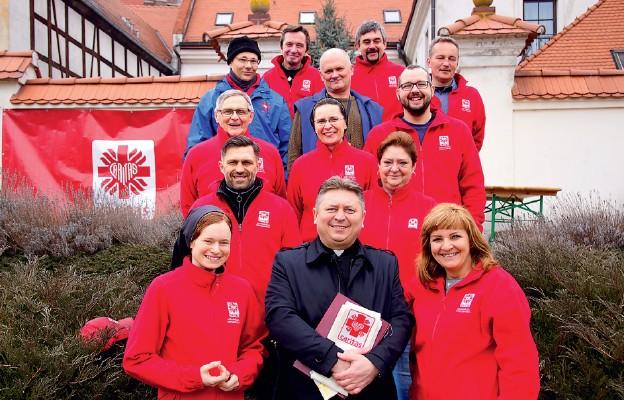 Co z duszą Caritas