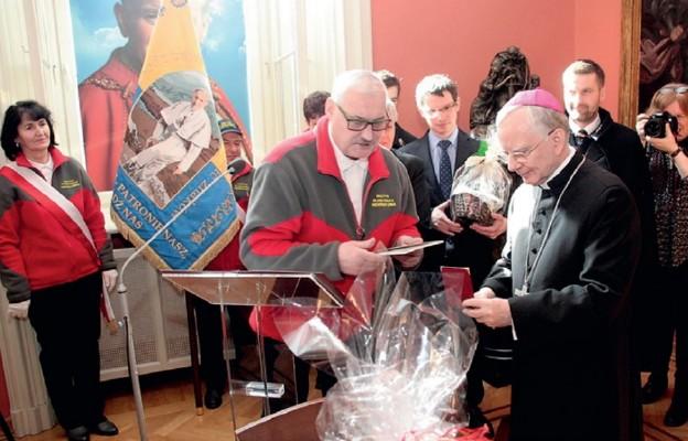 Pamięć i troska o Szlaki Papieskie