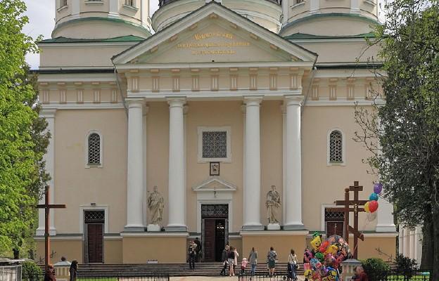 Katedra Świętych Apostołów Piotra i Pawła w Sokalu