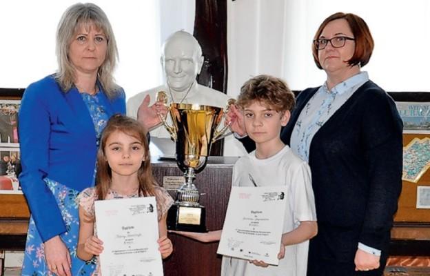 Sukces recytatorów z Oleszyc