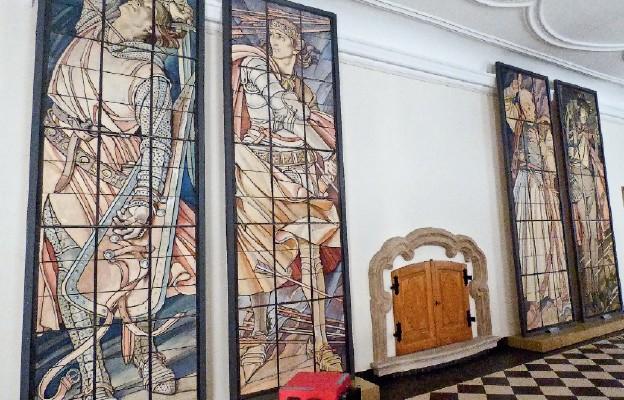 W legnickim muzeum o świątyni sławy