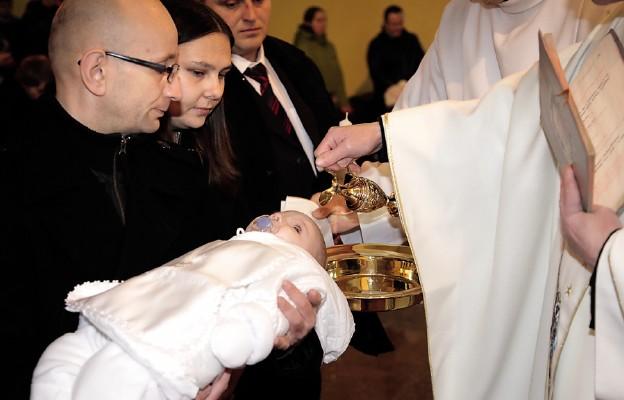 Jak wybrać chrzestnego